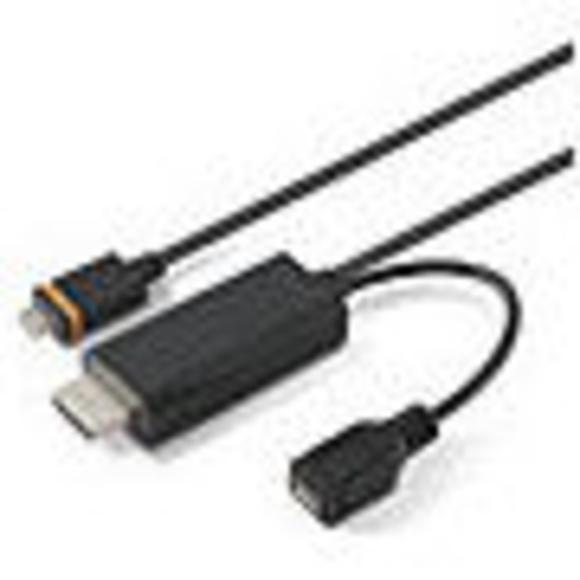 CABLE, ADAPTADOR KSIX SLIM PORT-HDMI 1,5M PARA NEXUS 4, NEXUS 5 : Reparaciones de Playmon Servicios Técnicos Fotográficos