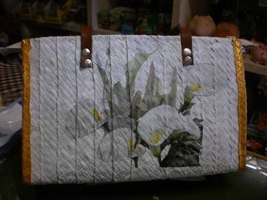 cestas mallorquinas pintadas a tu gusto.