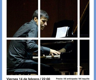 JOSE ALBERTO MEDINA 7TETO: Programación de Café Teatro Rayuela