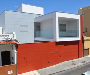 Diseño de viviendas unifamiliares en Tenerife