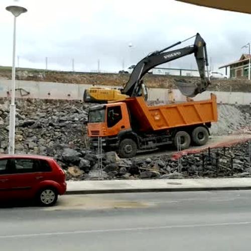 """Obra: """"110 Viviendas en Cotolino"""" para Construcciones Amenabar S.A."""