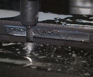 Fresadora y mandrinadora CNC