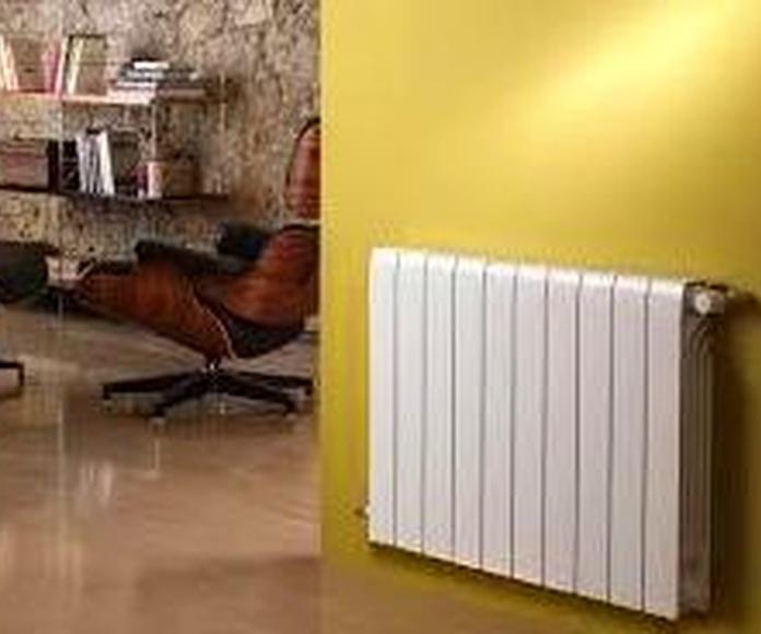 Colocación de radiadores Albacete