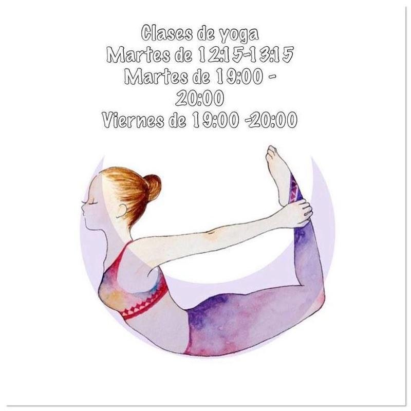 Yoga: Cursos y productos de Racó Esoteric Font de mi Salut