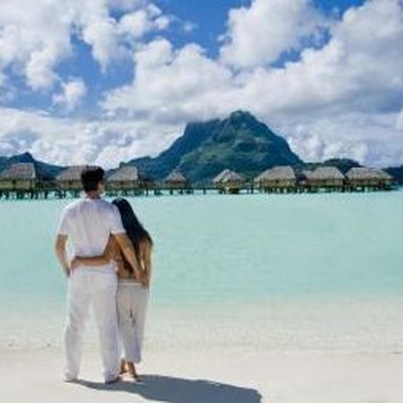 Lunas de miel: Contrata tu viaje de Viajes Iberplaya