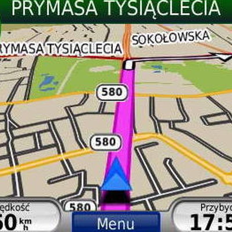 GPS: Servicios de Media Car