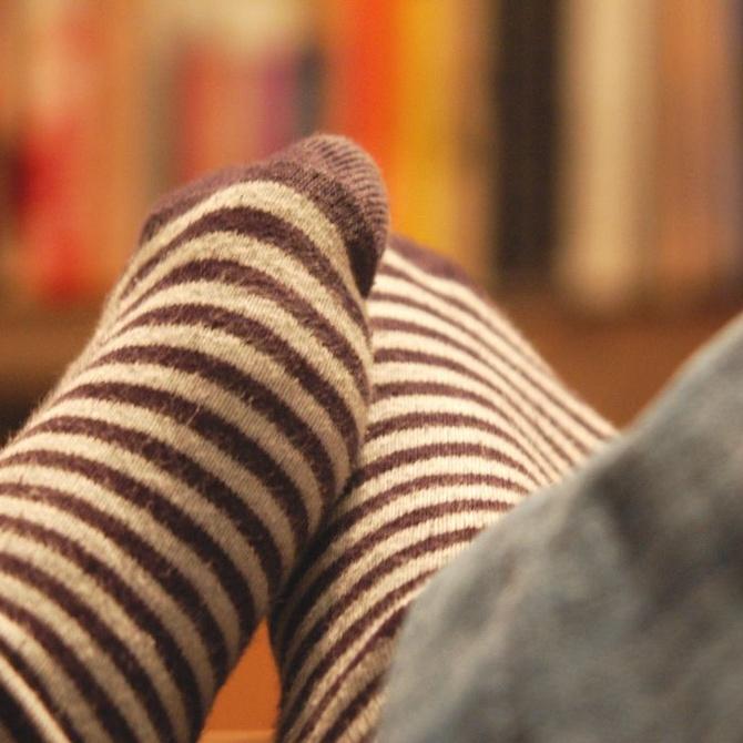 Razones para no dormir con calcetines