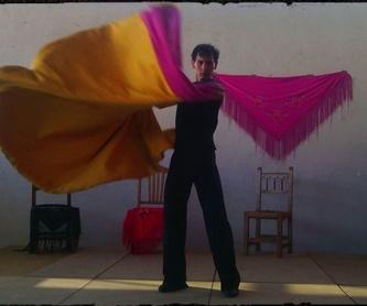 Baile moderno: Escuela de Baile  de Ballet M H