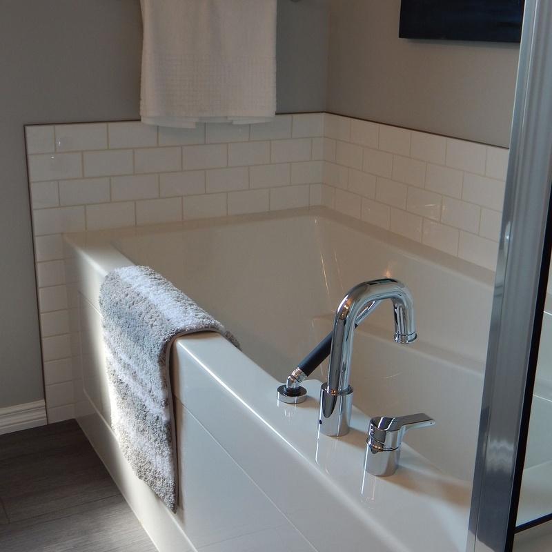 Instalación de bañeras