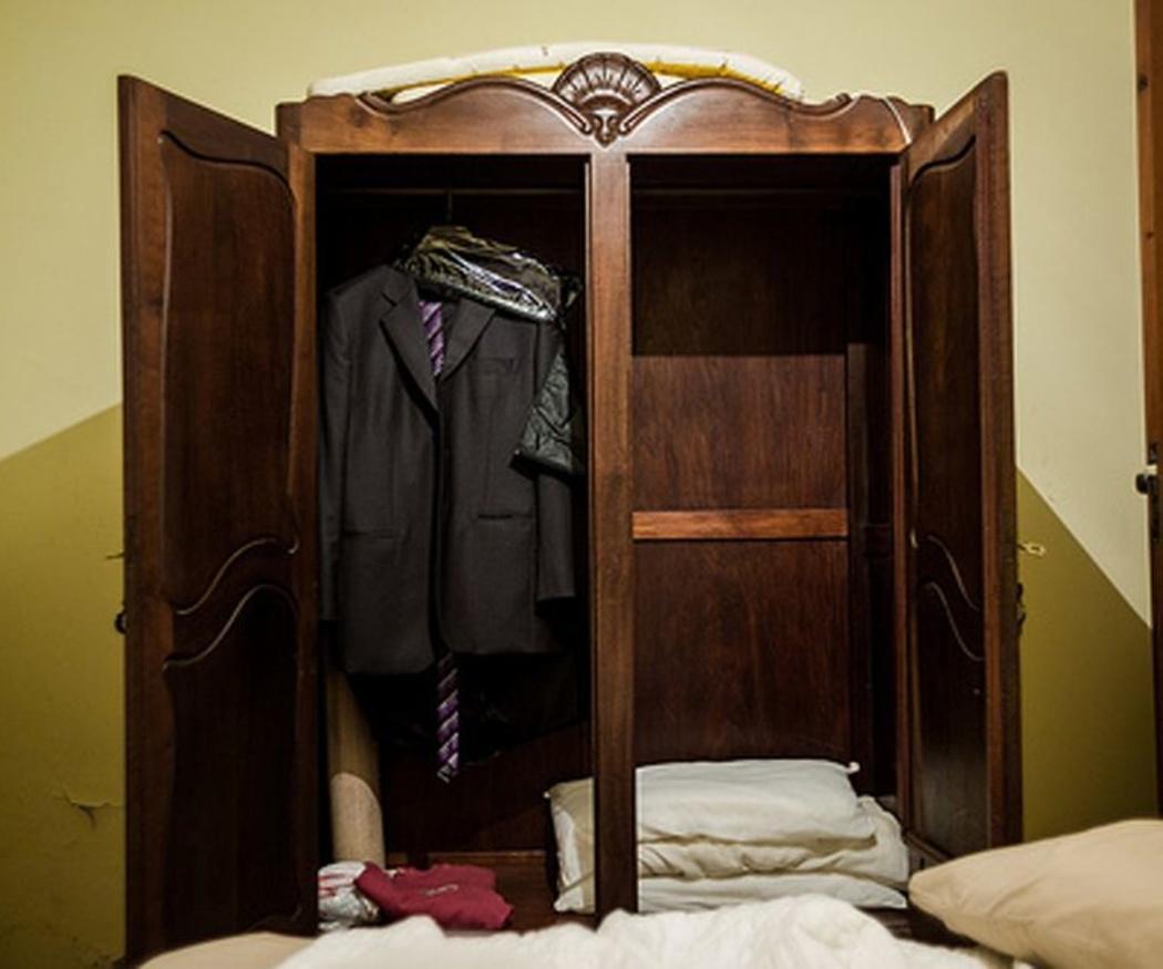 ¿Desde cuándo se usan los armarios?