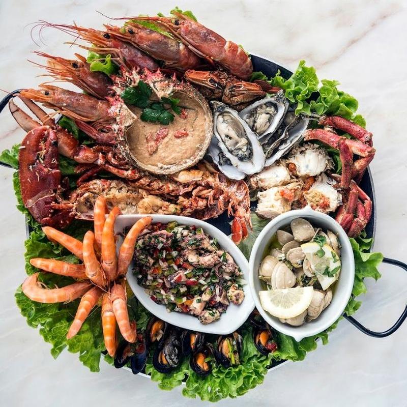 Marisco: Nuestras especialidades de Restaurante Lago Verde