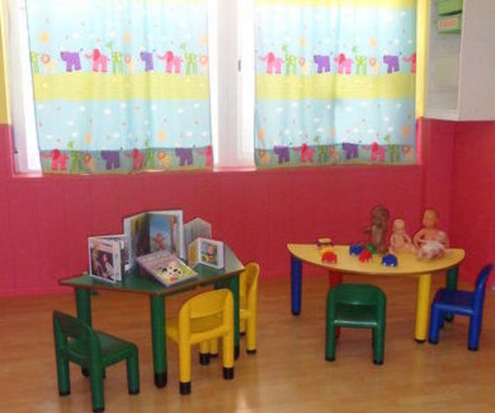 Educación: Servicios de Escuela Infantil Pequesol