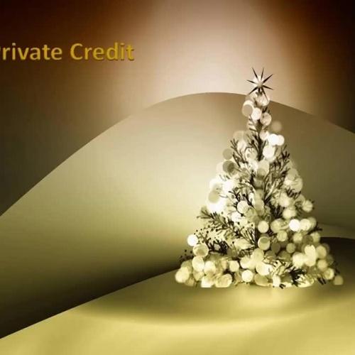 Feliz Navidad Private Credit - Dinero rápido en Valencia