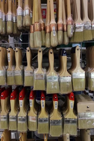 Material para pintores en Moratalaz