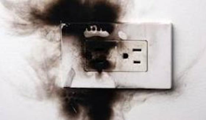 Averías electricas