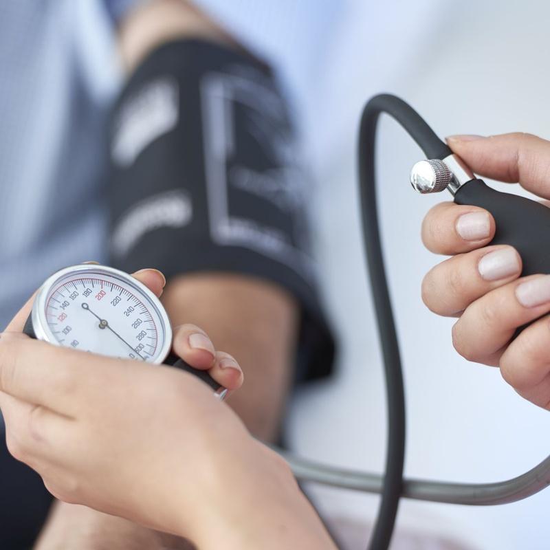Seguimiento de la hipertensión: Productos y servicios de Farmacia Los Soportales
