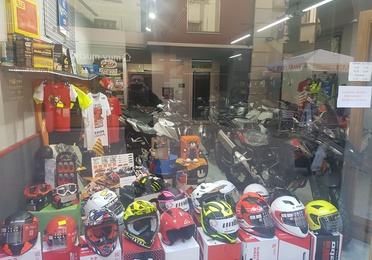 Boutique de motos