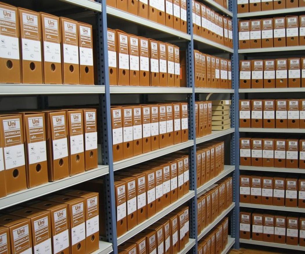 Guardamos el archivo documental de tu empresa