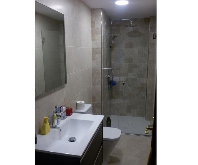 Mamparas de baño: Servicios de Secriser