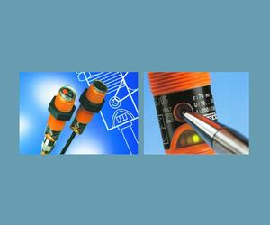 Detectores de proximidad inductivos y capacitivos