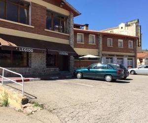 Hostal con habitaciones recién reformadas en Zaragoza