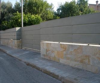 Puertas peatonales: Productos y Servicios de Luvematic