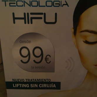 Tecnologia HIFU