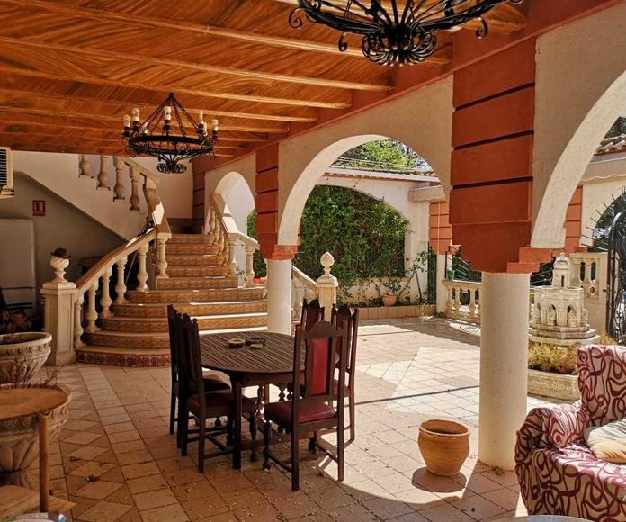 Alquiler de chalet Lagunas de Villafranca : Inmuebles de ANTONIO ARAGONÉS DÍAZ PAVÓN