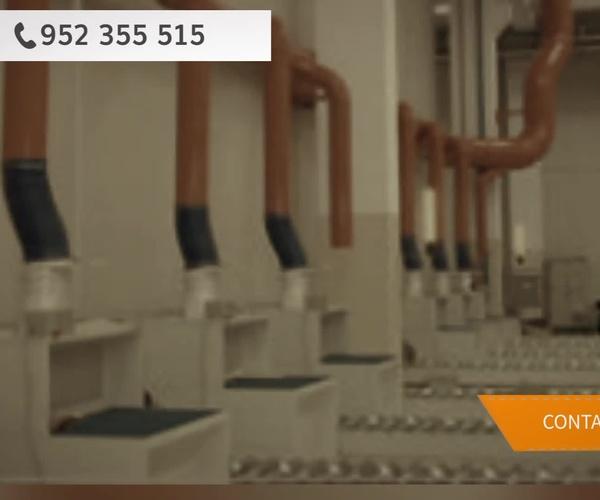 Ventilación industrial en Málaga | Teyvent