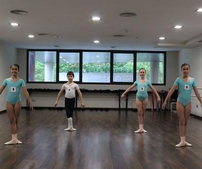 Resultados Examenes Oficiales Royal Academy of Dance