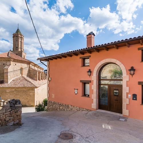 El Castillo de Celia en Teruel
