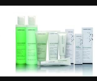 Active pureness (facial, pieles grasas) by [comfortzone]