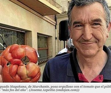 EL TOMATE MÁS FEO (Y EL MÁS SABROSO) DEL AÑO