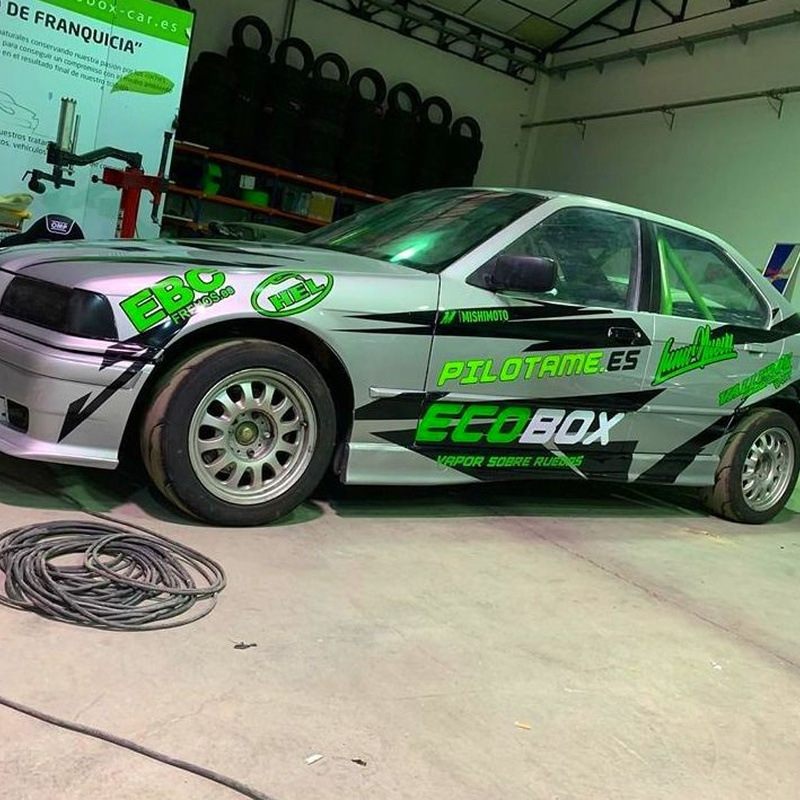 Próximamente - BMW 325: Nuestros Equipo de Pilotame
