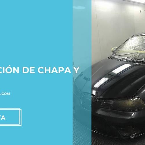 Reparar carrocería en Mazarrón | Talleres Ajoma