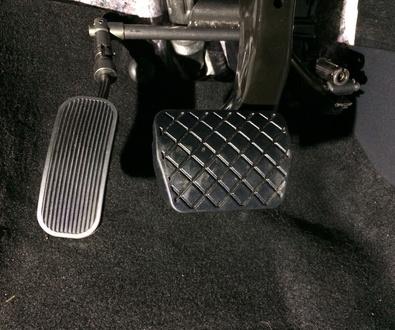 Inversor de pedal específico. Adaptación de vehículos en Asturias