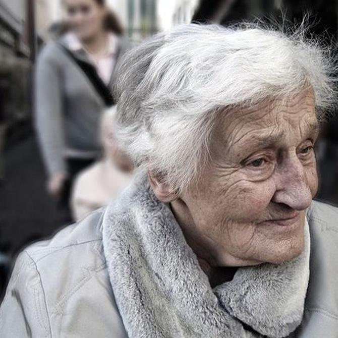 Cuidado con la apatía en las personas mayores
