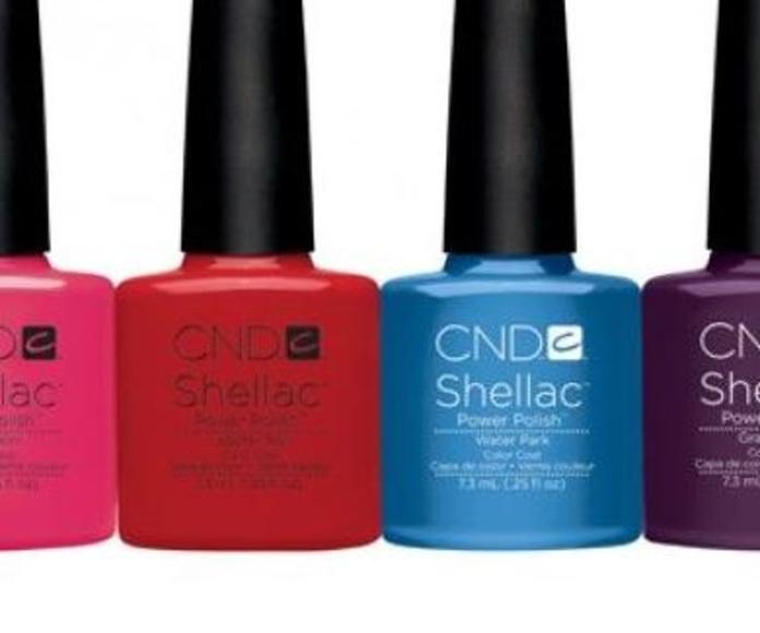 Colores Cnd Shellac