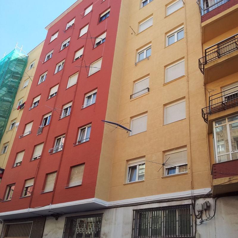 Empresa de mantenimiento de fachadas