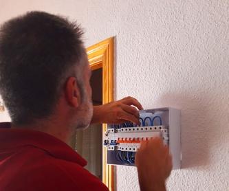 Reparaciones del hogar: Servicios de Mantenimiento Aspi