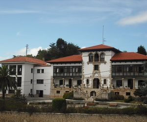 Residencia geriátrica en Ribadesella