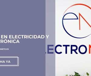 Instalaciones eléctricas en Collado Villalba: Electronieto