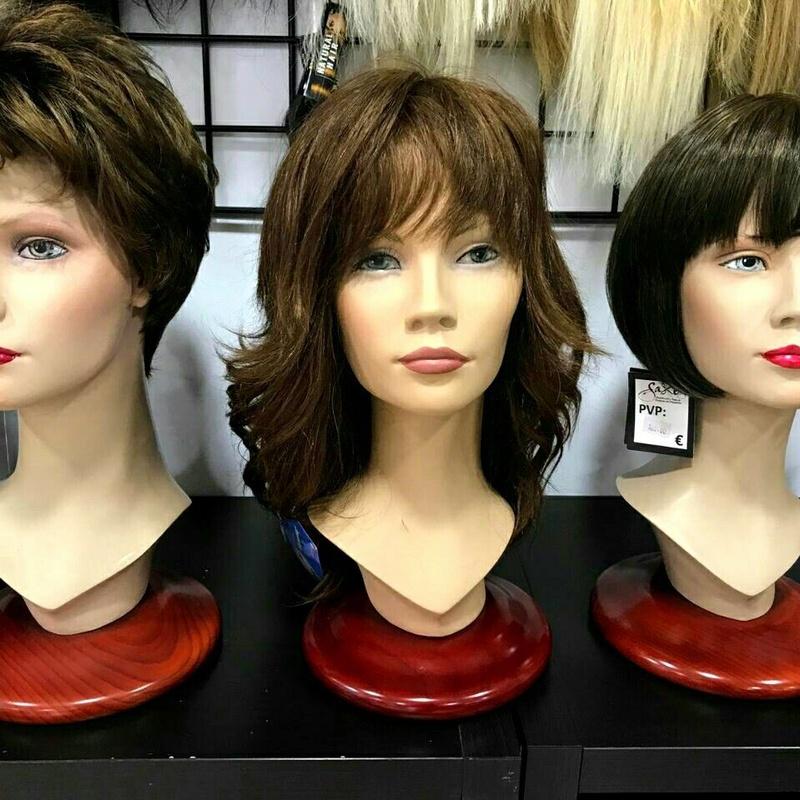 Oncological Wigs: Services de Natural Hair