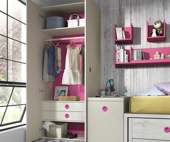 Dormitorios Juveniles: Productos de Muebles Pérez