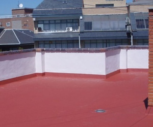 Empresa de impermeabilizaciones en Madrid