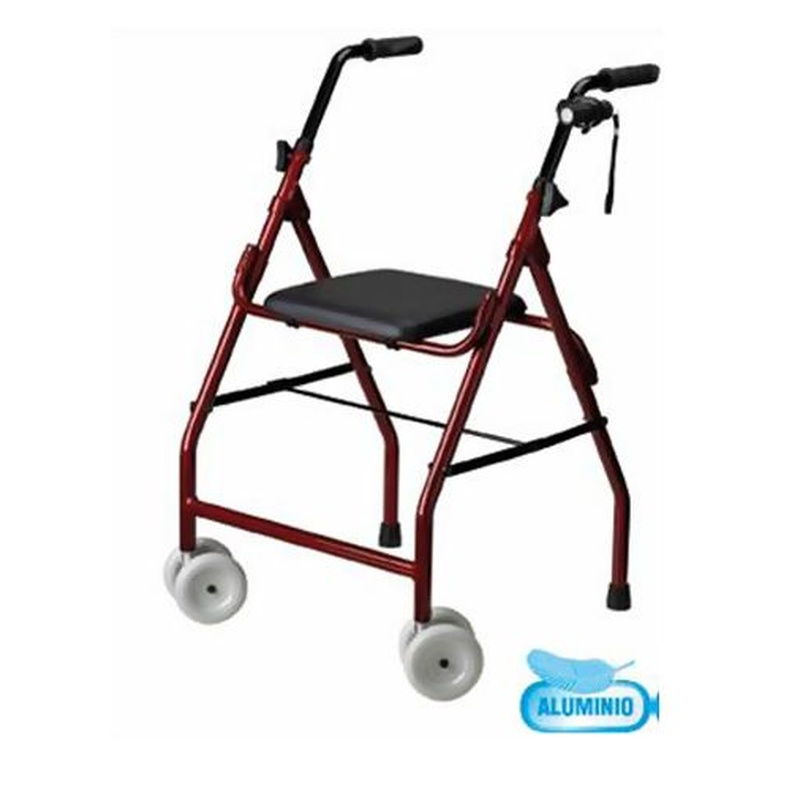 Caminador de aluminio mini roler: Productos de Ortopedia Hospitalet