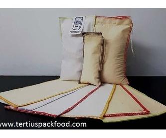 Embalado en caja con ventana: NUESTROS  ENVASADOS de Envasados de Alimentos Bio y Gourmet, S.L