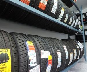 El neumático que necesitas en Podiumautocentros