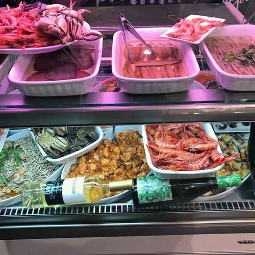 Venta y degustación de pescado fresco en Valencia
