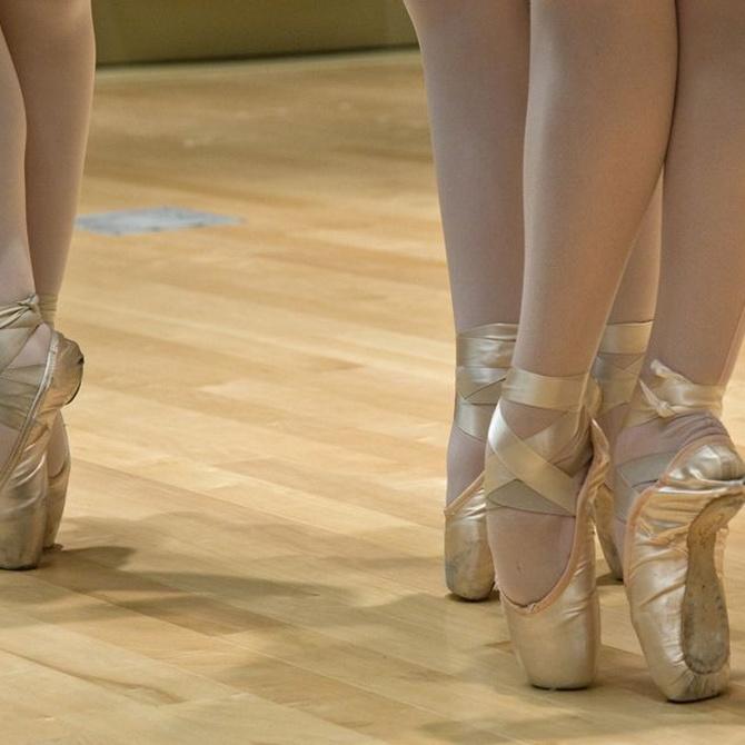 Pasos básicos en el ballet clásico